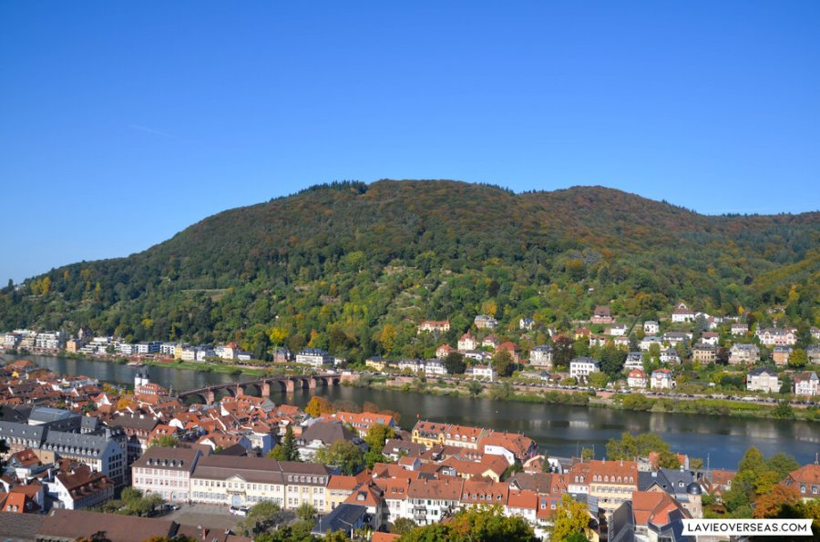 Beautiful Heidelberg.
