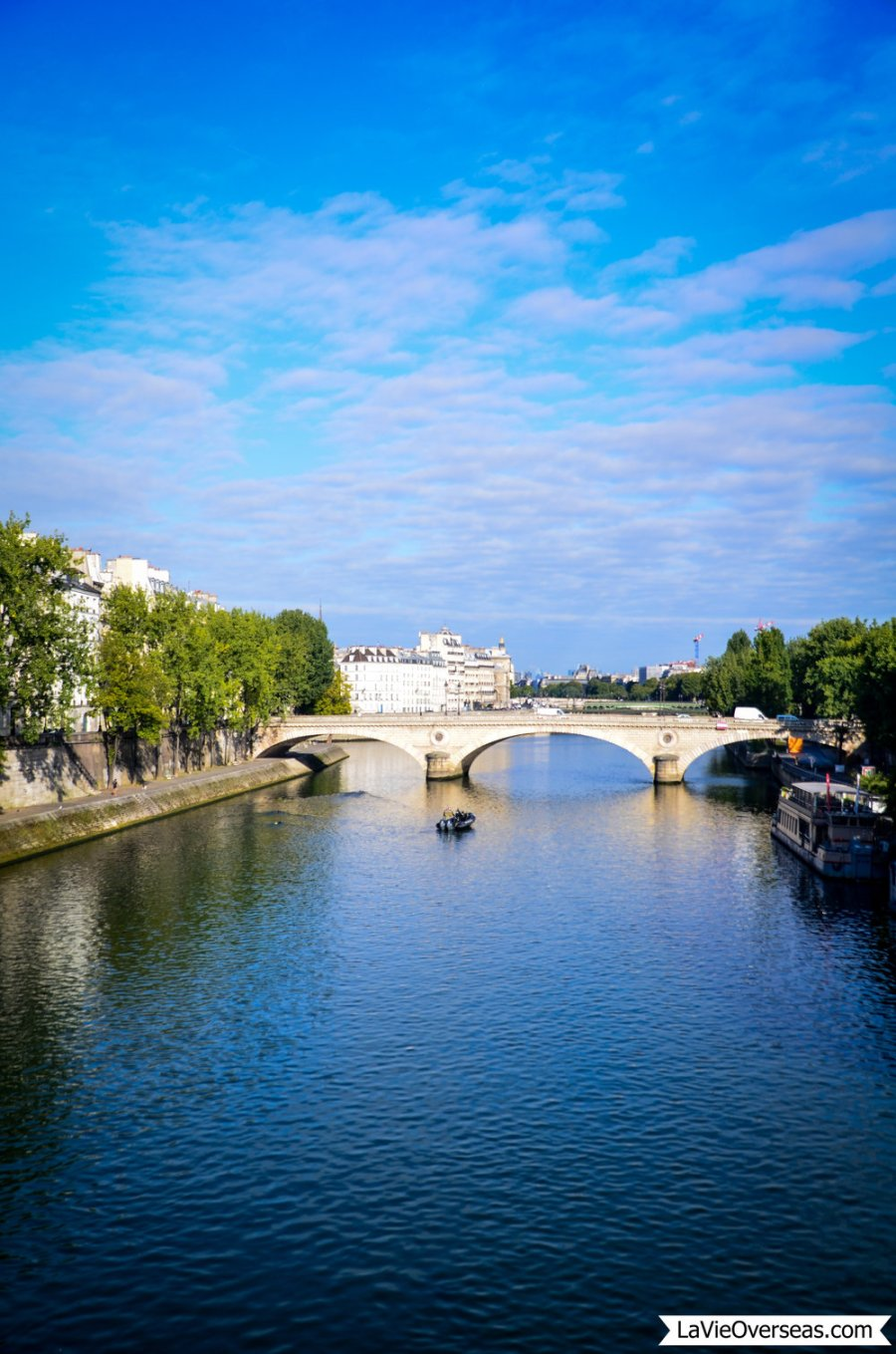 paris, france, seine, pont, right bank